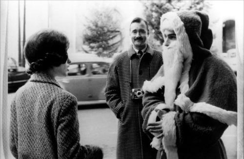 Jean-Pierre Léaud - Jean-Pierre Noël - Antoine Doinel - Antoine Noël - le Père Noël